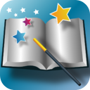 eBook Magic+ ePub, PDF, Photo Book maker & JPG collages mobile app icon